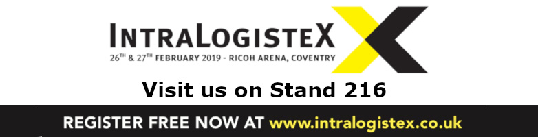 Intralogiistex 2019 - Visit us on stand 216