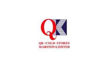 QK Cold Stores Logo